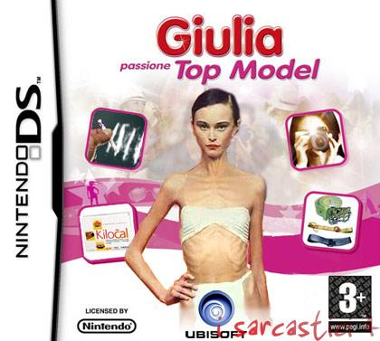 Giulia passione Top Model