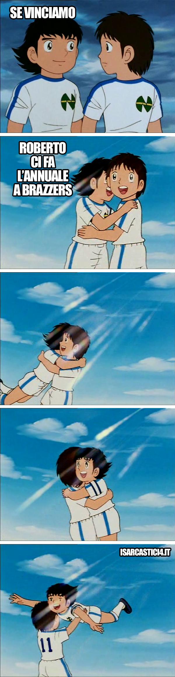 Holly & Benji, Capitan Tsubasa meme ita - Felicità