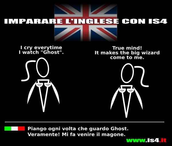 Imparare l'inglese con i Sarcastici 4 - lezione 05