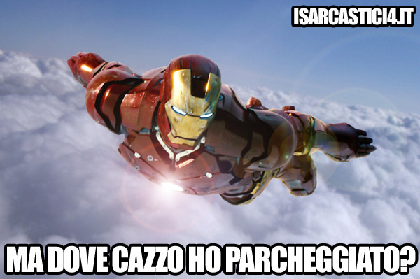 Iron Man meme - 02 flying