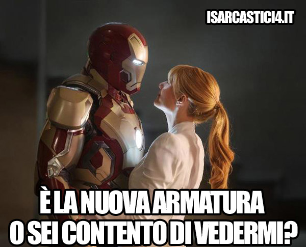 Iron Man meme - Pepper Potts