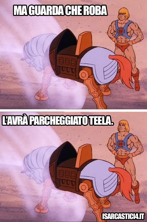 MOTU, Masters Of The Universe meme ita - Pregiudizio/02