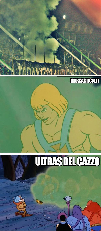 MOTU, Masters Of The Universe meme ita - Grayskull infame