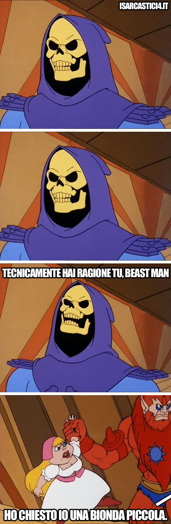 MOTU, Masters Of The Universe meme ita - Tecnicamente