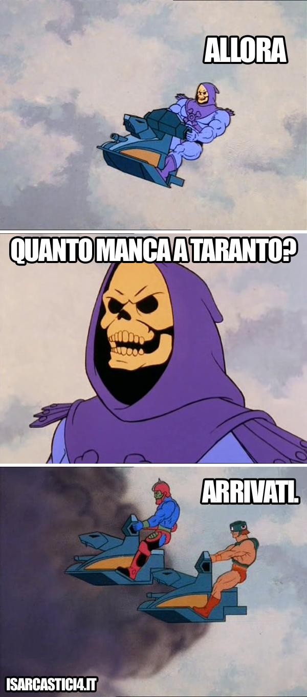 MOTU, Masters Of The Universe meme ita - Quanto manca?