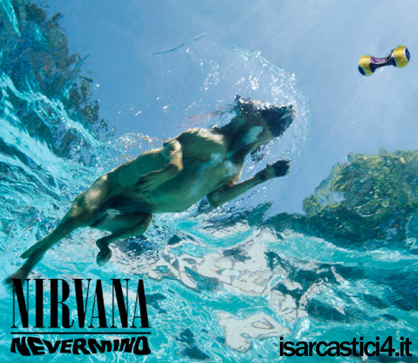 Nirvana - Nevermind variant cover