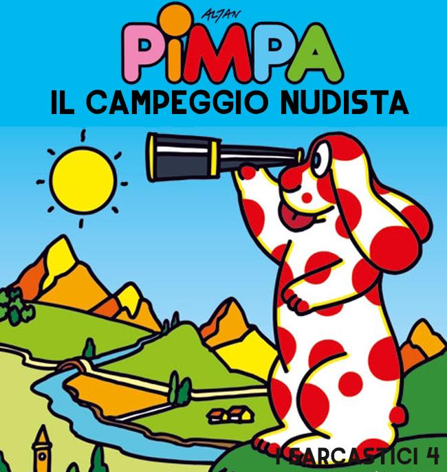 La Pimpa meme ita