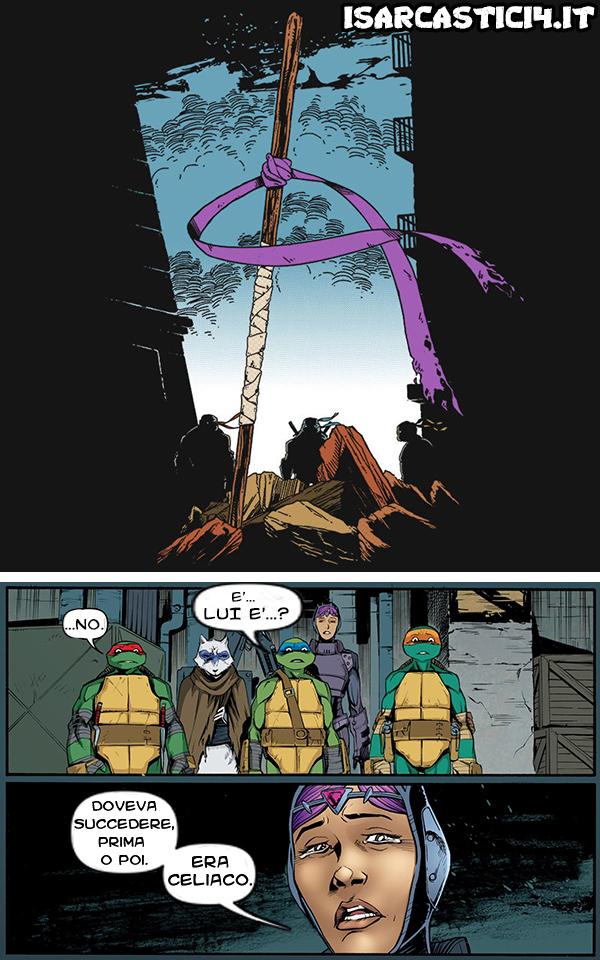 TMNT - Teenage Mutant Ninja Turtles / Tartarughe ninja meme ita - Mondo PIzza