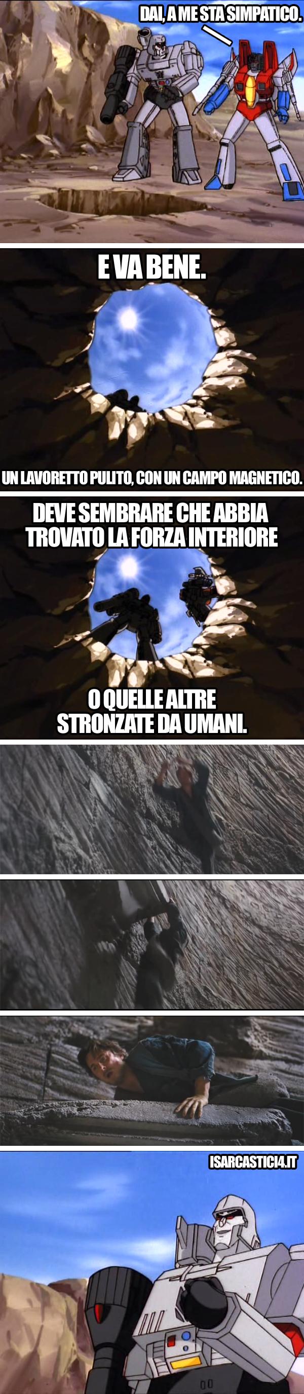 Transfomers meme ita - Aiutino